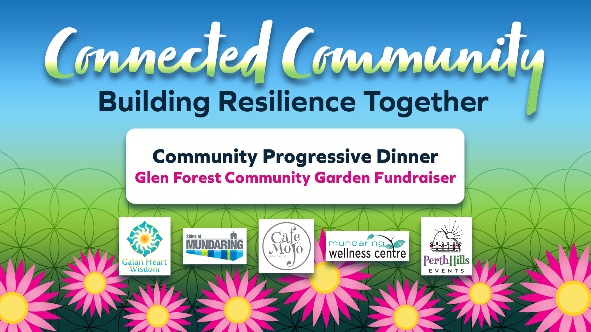 Community Progressive Dinner and Food Presentation